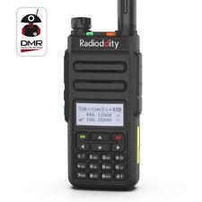 Radioddity GD-77 DMR Tier II VHF UHF Digital Hand-funkgerät Walkie-Talkie Kabel