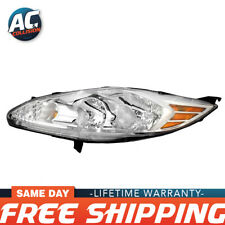 FO2502295 Drivers Side LH Headlight for 2011-2013 Ford fits Fiesta