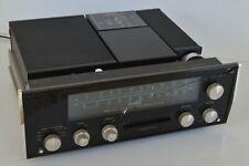 McIntosh MX-112 tuner-preamplifiers