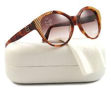 NEW Chloe Sunglasses CL 2247 Havana C02 CL2247 57mm