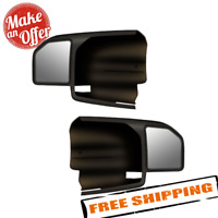 CIPA 11550 Set of 2 Custom Towing Mirrors for 2015-2017 Ford F-150