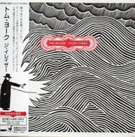 Thom Yorke ‎The Eraser JAPAN CD with OBI WPCB10001