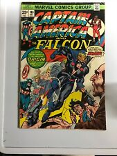 Captain America #180 VG+ 4.5 1st Appearance Nomad 1974
