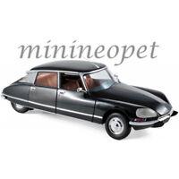 NOREV 181482 1974 CITROEN DS 23 PALLAS 1/18 MODEL CAR BLACK