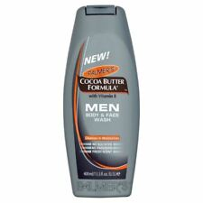 Palmer's Mens Cocoa Butter Body and Face Wash 400ml