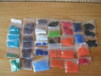 Lot of Mixed Seed Beads (8oz)