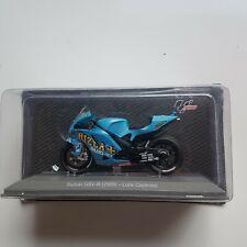 1/18 SUZUKI GSV-R 2009 LORIS CAPIROSSI Moto GP