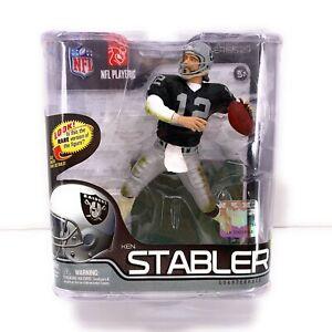 NFL Players Ken Stabler Raiders Series 29 McFarlane 2012