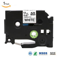 TZ-231 TZe-231 Compatible for Brother P-touch Black on White Label Tape 12mm 1PK