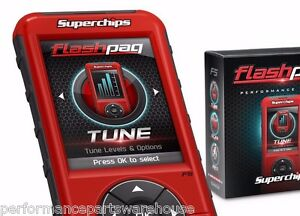 SUPERCHIPS F5 FLASHPAQ PROGRAMMER 1999-19 FORD POWERSTROKE - F250 F350 EXCURSION