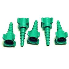 Western M24-45P O2 Plastic DISS 1240 Nut Hose Barb