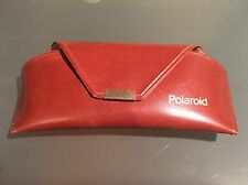 384/4576.C02 POLAROID Vintage Glasses  Case  Only Sola Custodia Occhiali