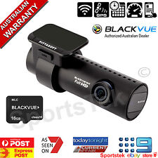 BlackVue DR650S-1CH 16GB Wireless Full HD Car Dashcam - Black