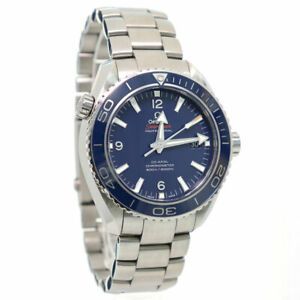 Authentic Omega 232.90.46.21.03.001 Seamaster Planet No.5183