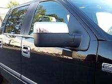 FORD F-150 TRUCK 2004 - 2008 TFP CHROME ABS TOP HALF MIRROR COVER