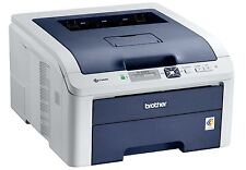 Brother HL-3040cn A4 Network USB Colour Laser Printer HL-3040 3040cn 3040 JM