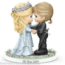 Precious Moments Princess Bride Buttercup and Westley Figurine: As You Wish