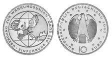 BRD -  ALLE 10 EURO GEDENKMÜNZEN 2002 - 2015 SILBER UND CU-NI UNC ZUR AUSWAHL