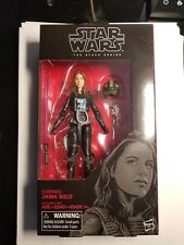 "Star Wars The Black Series Jaina Solo 6"" Action Figure"