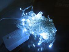 Sapin de Noël Lampes LED fil Lampe Conte De Fée 10M 6W multi fonction Blanc