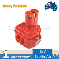 12V 1.3Ah Battery For Makita 1220,1222 Drill 6223D 6227D 6271D 6313D 6316D 6317D
