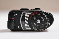 Leica Meter MR Black Metrawatt A.G. Nurnberg Light Meter #62953