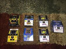 NIB RETRO VIDEO GAMES MYSTERY MINIS VINYLS FIGURES LOT OF 7 I SHIP EVERYDAY