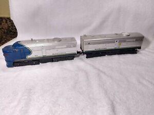 Lionel Delaware & Hudson Diesel Locomotive AB Set 8252 & 8253