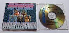 Wwe de catch CD-wwf super stars-wrestlemania tna ECW wcw brutes mondialistes CZW CTCI wxw