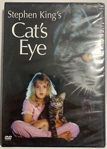 NEW! Cats Eye (DVD, 2011, Canadian, Drew Barrymore) BRAND NEW!