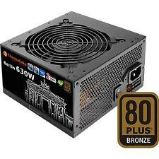 Thermaltake Berlin 630W, PC-Netzteil, schwarz