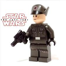 Lego Star Wars - The Last Jedi - First Order Officer  *NEW* from set 75190