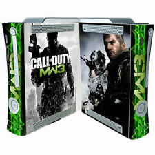 NEW COD MW3 Xbox360 Skins Vinyl Sticker Decals Cover for xbox360 Console TX254
