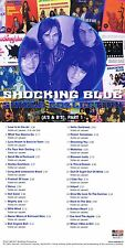 """Shocking Blue """"Single collection (A´s & B´s) Part 1"""" Mit 28 Songs! Neue CD!"""