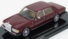 TRUESCALE 1/43 ROLLS ROYCE SILVER SPIRIT 1980 BROWN TSM114319