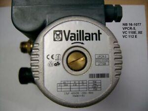Vaillant Pumpe Art-Nr. 16-1077 VPCR - 5, Regeneriert wie Neu
