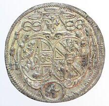 MAGMA RDR Salzburg,Johann Ernst Thun, LANDBATZEN1692   vzgl, alte patina