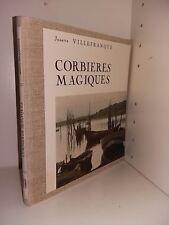 Corbières magiques par Josette Villefranque