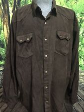 Outback Trading Company Mens Shirt Size XXL