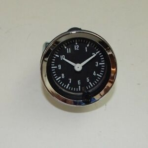 "New Smiths Style Clock for MGA MGB Bugeye MG Midget 2"" 52MM  Made in UK"