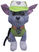 New XLarge 14'' Paw Patrol Rocky Stuffed Animal Toy.USA. Licensed Plush. LARGE