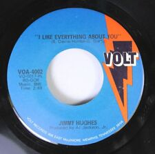 Soul 45 Jimmy Hughes - I Like Everything About You / What Side Of The Door On Vo