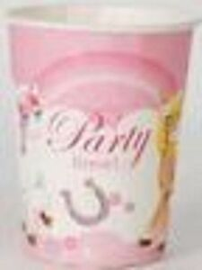 Pretty Ponies Party Cups 9oz 8pack