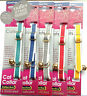 "Reflective Cat Collars, by ""ANCOL"" ....With or Without Engraved Pet ID Tag, Tags"
