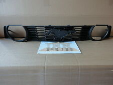 2010-2012 Ford Mustang Black GRILLE new w/o Chrome Pony Emblem OEM AR3Z-8200-BB
