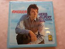 LP's on Sale Herb Alpert AMERICA AMLB1000  VG++ condition super fast postageL@@K