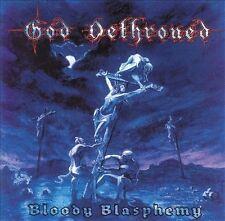 Bloody Blasphemy by God Dethroned (CD, May-1999, Metal Blade)