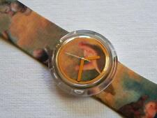 1992  Putti PWK168PACK Pop Swatch Watch by Vivienne Westwood Special Cigar box