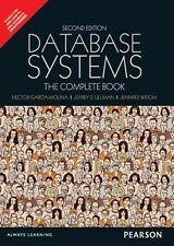 Database Systems : The Complete Book by Jennifer Widom, Hector Garcia-Molina ...