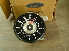 NOS 1968 Ford Thunderbird Dash Clock Kit T-Bird Landau